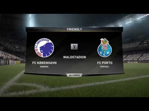 FC KØBENHAVN VS FC PORTO