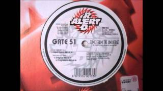 Gate 51 - Time From The Universe (Hard Trance Mix) 1996