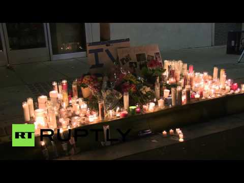 USA: Students mourn victims of Isla Vista shooting