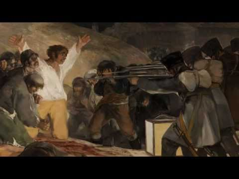 Art historical analysis (painting), a basic introduction using Goya's Third of May, 1808