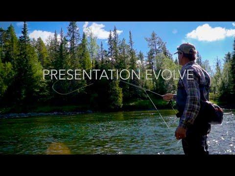 Guideline Presentation Evolve fly line