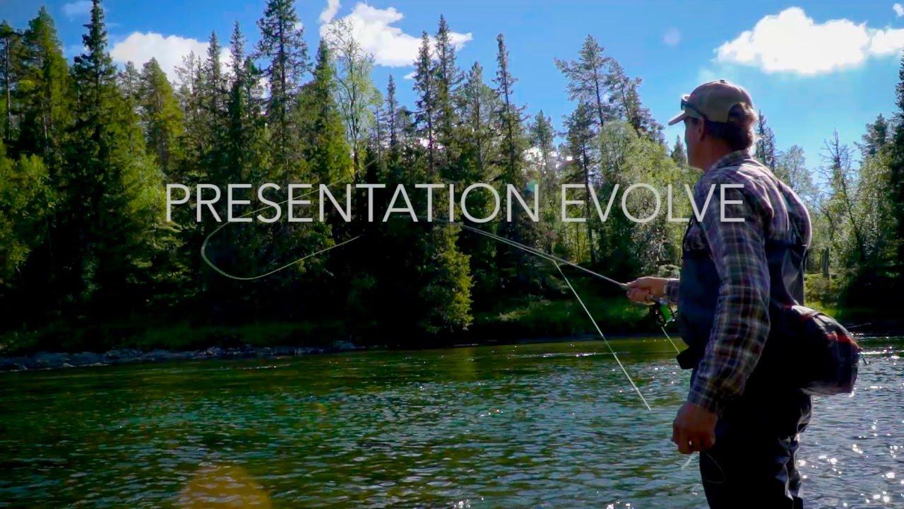 Floating for small streams Guideline Presentation Evolve wf-2