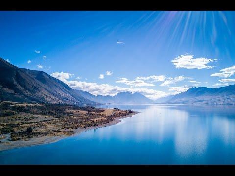 Trip to Lake Ohau, New Zealand - Mavic Pro
