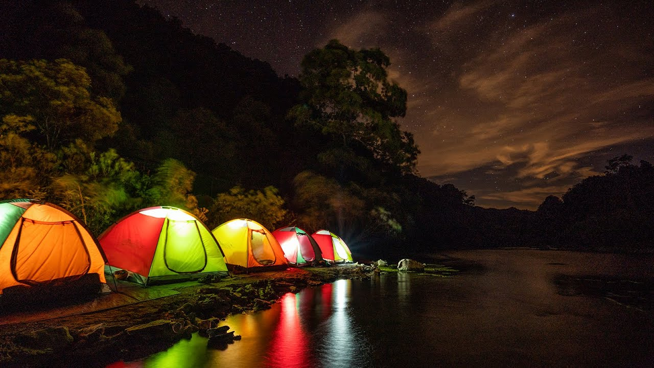 Hang Tien Cave campsite in Quang Binh, Vietnam – One of the best campsites in the world