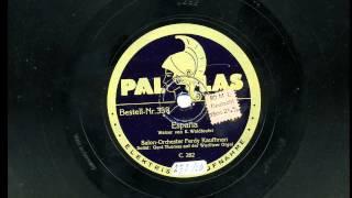 Ferdy Kauffman - Gerd Thomas: Espana (PALLAS 338), 1931/32