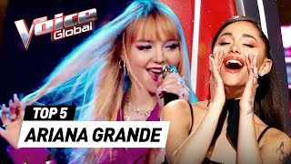 Download ARIANA GRANDE in The Voice