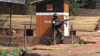 Bangui: échange de tirs entre la MISCA et les anti-balaka
