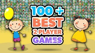 Two Player Games -  Google Play Trailer