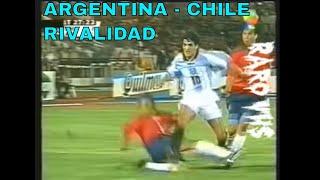 Rivalidad entre argentinos y chilenos - Especial TVR