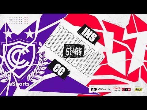 CCC vs INS - Stars League 2021 - BO1