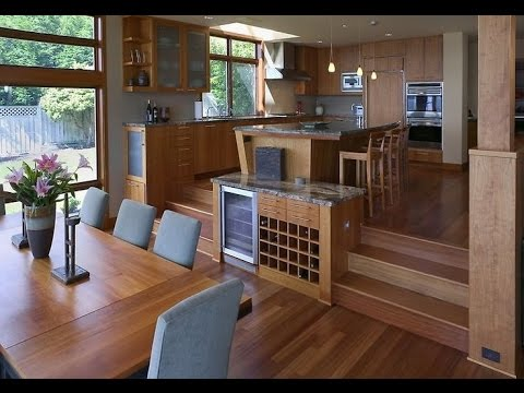 Best Ideas for Split Level Kitchen Remodeling Projects - YouTube on square barn house floor plan, 4 family plan, 2 bedroom bungalow floor plan, 12 sq ft floor plan, aspen floor plan, bi-level pool, bi-level breakfast bar, bi homes floor plan,