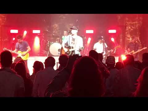 Dallas Smith - Wasting My Time Live