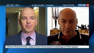 "Гордон на ""Россия 24"": Медведчук — агент влияния Путина, пропагандист русского мира в воюющей стране"