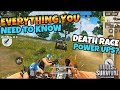 Death Race New Game Mode! Rules of Survival