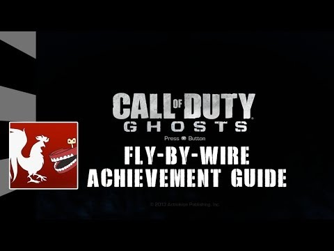 Call of Duty: Ghosts - Fly-by-Wire Guide | Rooster Teeth