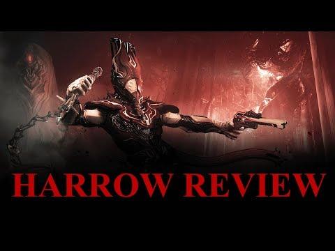 Warframe Reviews - Harrow