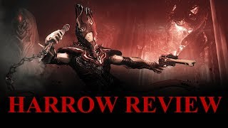 Warframe Reviews - Harrow
