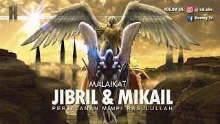 Gambar cover Inilah perjalanan mimpi Rasulullah ﷺ  bersama Malaikat Jibril dan Mikail