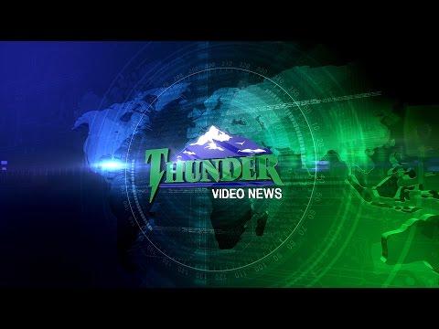 Thunder News - January 23, 2017
