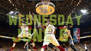 NBA Daily Show: June 6 - The Starters thumbnail