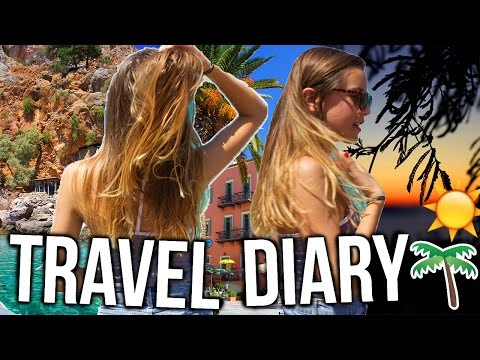 TRAVEL DIARY IN GREECE -CRETE | Oliviagrace