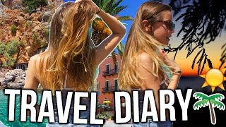 TRAVEL DIARY IN GREECE -CRETE | Oliviagrace