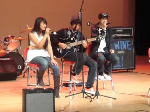 PHHS Talent Show; Chelsea, Jam & Anto