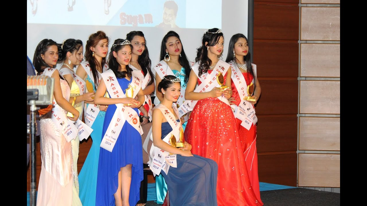 nepal of Miss teen
