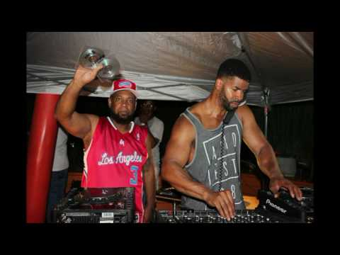 OMAR  ABDALLAH'S NEWARK RIVER FRONT HOUSE MUSIC PARTY