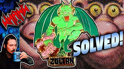 The Geedis Mystery: The Zoltan Pin SOLVED - Tales From the Internet