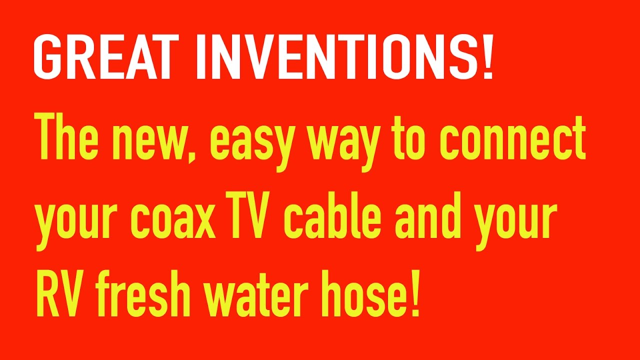 How To Hook Up Cable Tv In An Rv The Best 2018 Wiring Diagram Open Ro Forum Tech Issues Need