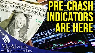 Pre-Crash indicator: Shiller P/E At Second Highest Level Ever | McAlvany Weekly Commentary