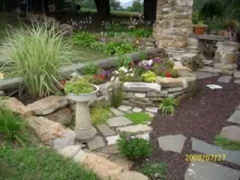 Small rock garden ideas - YouTube on Small Garden Ideas With Rocks id=38724