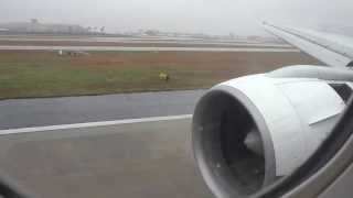 Hartsfield-Jackson Atlanta International Airport : Air France : Boeing 777-200ER : Landing