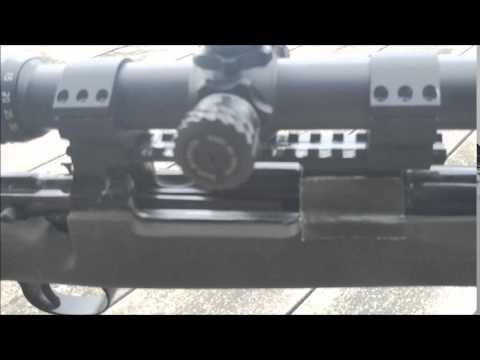 Short review custom mauser k98k 308win youtube