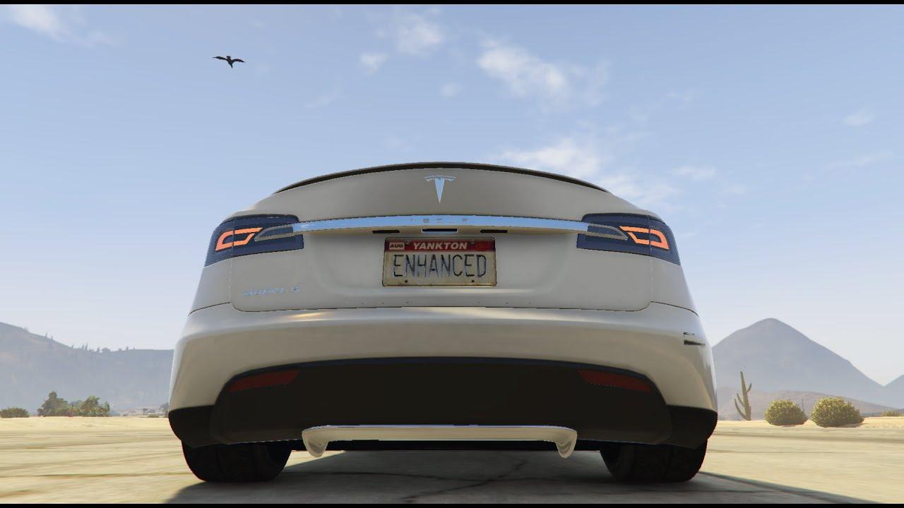 Tesla Model S Blinker Fix (Orange Taillight) - YouTube