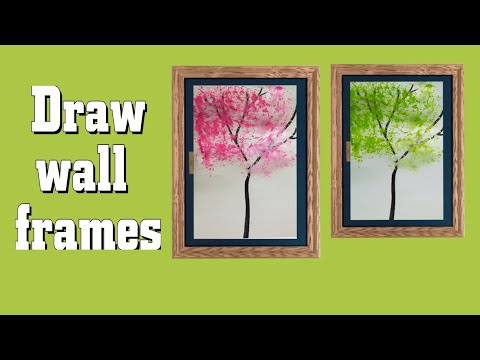 Awesome Wall Painting – Best Arts and Crafts | art by 360 DIY