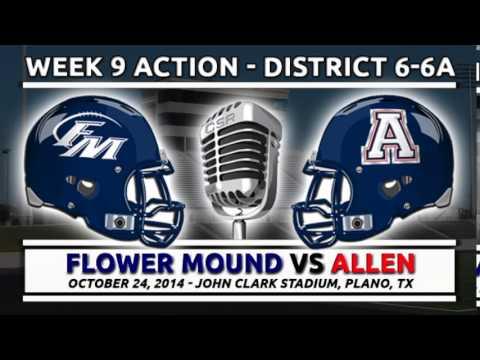 10/24/2014: Flower Mound vs Allen