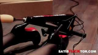 Видео Секс Машины X-Friend - SatisFucktor, который не устанет!