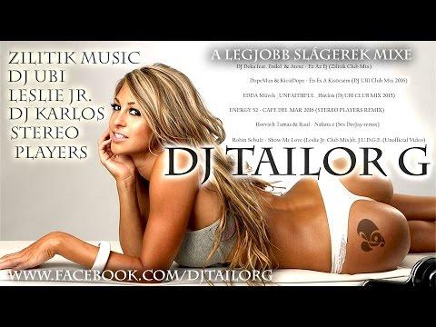♪ ▀█▀ Tailor G - Legjobb Bulizós mix 2 ( Zilitik , Leslie Jr, Stereo p,Dj Ubi , Dj Karlos, Srs )