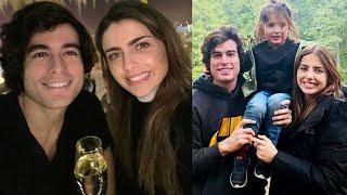 Danilo Carrera celebra cumpleaños número 32 con Michelle Renaud y su hijo Marcelo