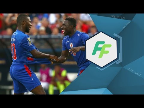Football gives Haiti hope and joy (EXCLUSIVE FEATURE)