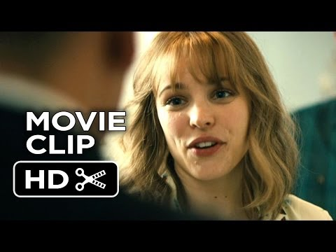 About Time Movie CLIP - On The Way Over  - Rachel McAdams Movie