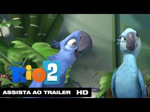Rio 2   Segundo Trailer Dublado HD   2014