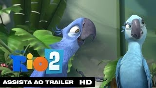 Video Rio 2 | Segundo Trailer Dublado HD | 2014 download MP3, 3GP, MP4, WEBM, AVI, FLV Agustus 2018