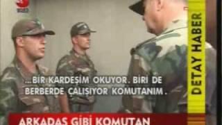 Arkadaş gibi komutan, İLKER BAŞBUĞ, Mardin'de Bayram Ziyareti