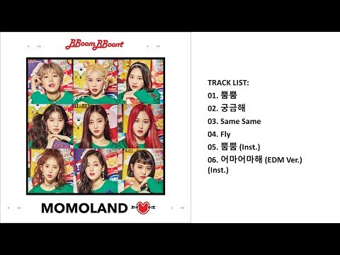 [Mini Album] MOMOLAND – GREAT!