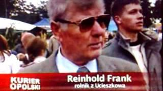 TVP Opole Dożynki wojewódzkie Dzierżysław 2010