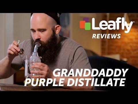 Granddaddy Purple Distillate by Eureka Vapor – Leafly Reviews