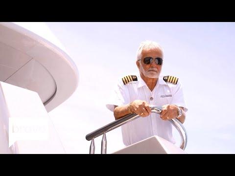 Captain Lee Wants Chandler Brooks To Wake Up | Below Deck: Season 6, Episode 7| Bravo